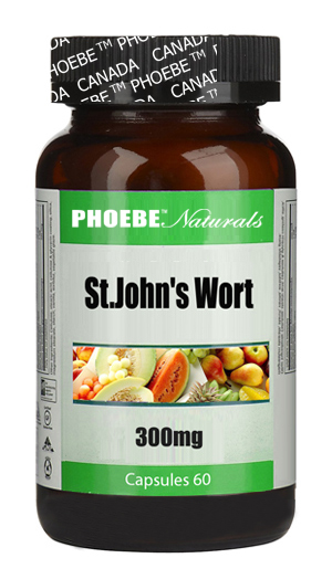 John's Wort contains hypericin, which acts as a natural antiviral against herpes 3